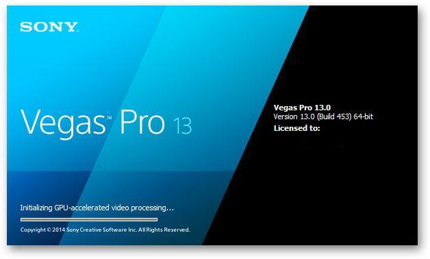 sony vegas pro 13 free download windows 10